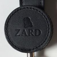 ZARD | ZARD キーリール(ブラック)
