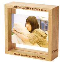 北原愛子 | AIKO SUMMER NIGHT 2011 サイン入りフォトフレーム