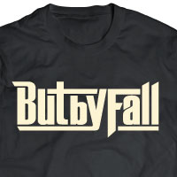 But by Fall | But by Fall ロゴT-shirt [Black/Natural]