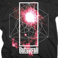 But by Fall | Meteor(メテオ) Tシャツ[RED] (S)