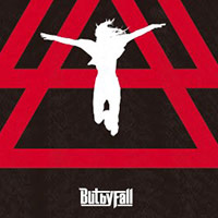 But by Fall | Sky Tシャツ[Red]