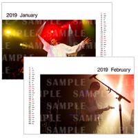 アーティストカレンダー | 焚吐 アーティストカレンダー 2019