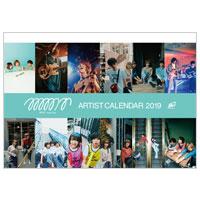 アーティストカレンダー | MINT mate box アーティストカレンダー 2019