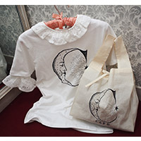 Caro | Caro ロゴ Tシャツ
