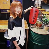 CHIHIRO YASUDA | CHIHIROYASUDA × keisuke yoneda × harapecoトリプルコラボ ブロッキングT