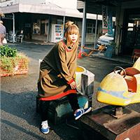 CHIHIRO YASUDA   ワイドスリーブワンピース(khaki)