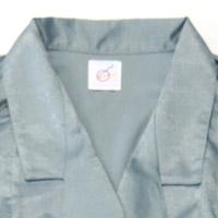 CHIHIRO YASUDA | マットサテンシャツ(iceblue)