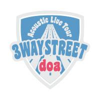 "doa | ""3WAY STREET"" ステッカーセット"