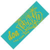 doa | -ISLAND- フェイスタオル