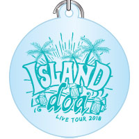 doa | -ISLAND- キーホルダー