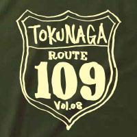 doa | 「Route 109」vol.8 Tシャツ(オリーブ)