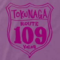doa | 「Route 109」vol.8 Tシャツ(ライトパープル)