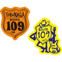 doa | 「Route 109」vol.8 ステッカーセット