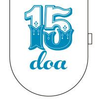 """doa   """"open_door""""2019 コンパクトポータブルファン"""