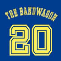 doa | The Bandwagon 2020 Tシャツ(ロイヤルブルー)