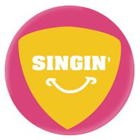 doa   I am a Singin'man 缶バッジセット