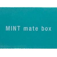 MINT mate box | ラバーキーホルダー