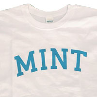 MINT mate box | MINT ロゴTシャツ