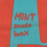 MINT mate box | マフラータオル