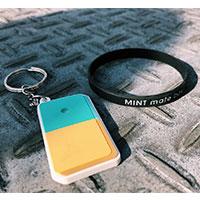 MINT mate box | DRT ラバーキーホルダー