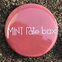 MINT mate box | DRT 缶バッジセット