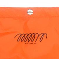 MINT mate box | ナイロンサコッシュ(orange)