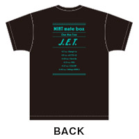 MINT mate box | J.E.T.Tシャツ