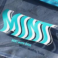 MINT mate box | クリアポーチ