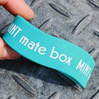 MINT mate box | なみなみラバーバンド(ミント)