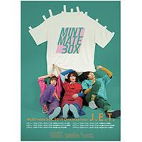 MINT mate box | 「J.E.T.」ポスターくじ