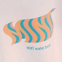 MINT mate box | Tシャツ