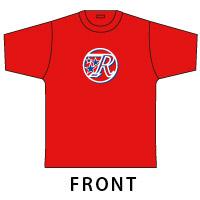 愛内里菜 | 愛内里菜 R-LIVE vol.1 R-Tシャツ(赤)