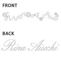 愛内里菜   RINA AIUCHI LAST LIVE 2010 携帯ストラップ