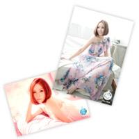 愛内里菜 | RINA AIUCHI LAST LIVE 2010 ポスターセット(2枚組)