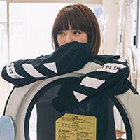 SHE IS SUMMER | SIS ロングTシャツ(ブラック)