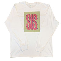 SHE IS SUMMER | SIS オリジナルロングTシャツ(ホワイト)
