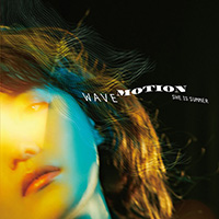 SHE IS SUMMER | 「WAVE MOTION」アナログ盤