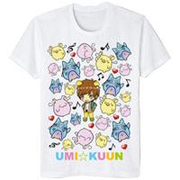 UMI☆KUUN | Japan Expo Sud 2016 Tシャツ (ホワイト)