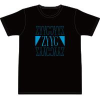 ZYYG | ZYYGロゴ・コラージュ Tシャツ(BLACK)