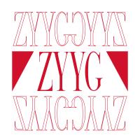 ZYYG | ZYYGロゴ・コラージュ Tシャツ(WHITE)