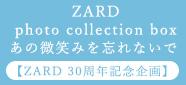 ZARD photo collection box あの微笑みを忘れないで