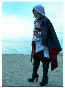 Ezio Auditore from Assasin's Creed II