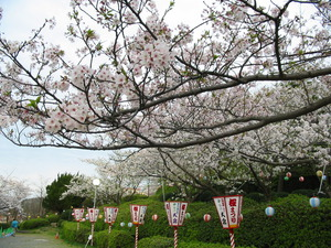 江津丸子山公園