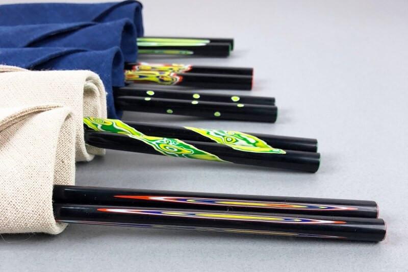 Taiwan-chopsticks-lacquerware