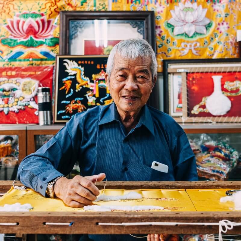 旅遊業者找上老匠師 推出文化體驗遊程平台