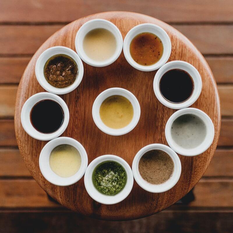醬中有匠心 取自台灣物產的好醬