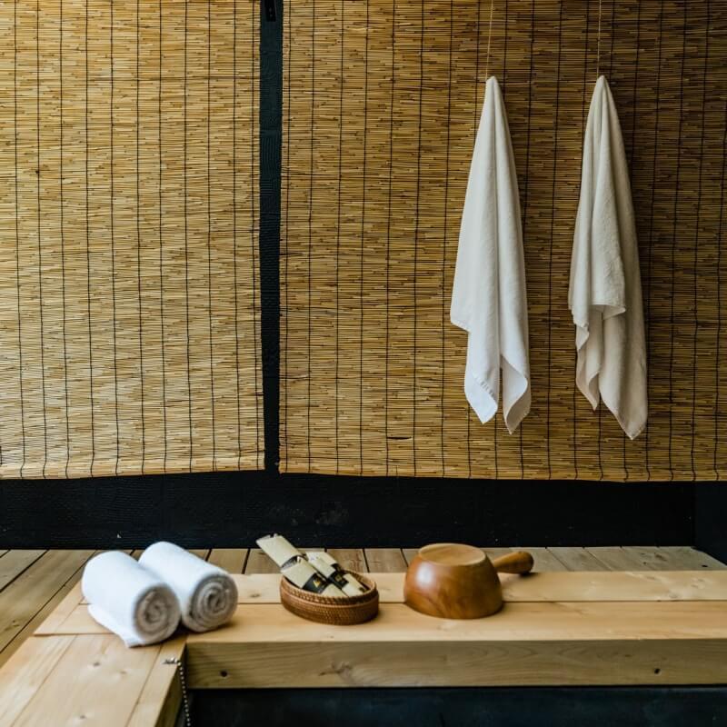 新開幕烏來溫泉秘境「馥森阪治Trio」,結合泰雅文化的感動設計