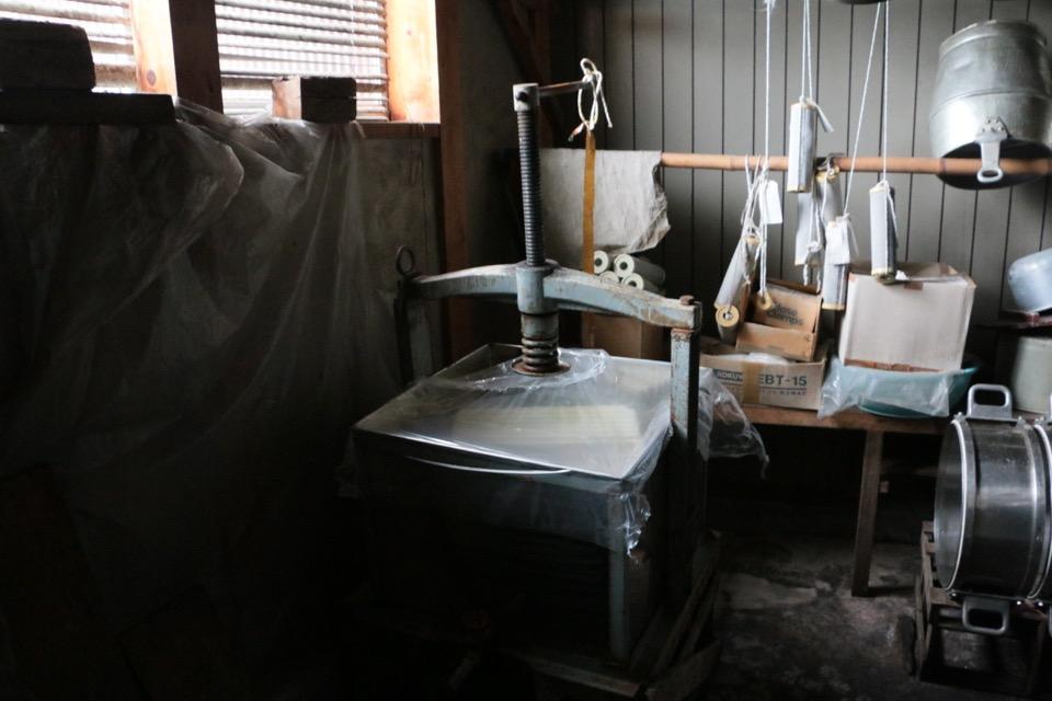 酒粕再発酵酒の槽