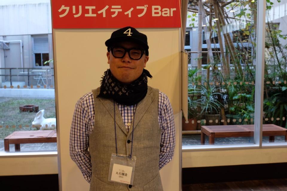 丸石醸造の深田社長