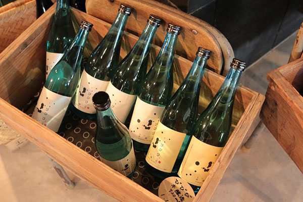 森國酒造 びびび